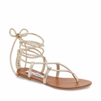 Steve Madden 'Werkit' Gladiator Lace-Up Sandal (4 colors)