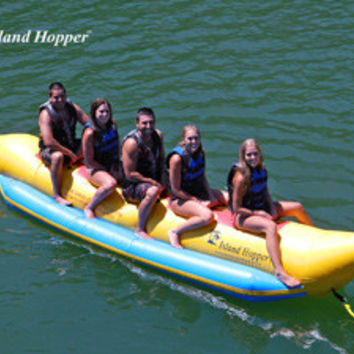 5 Person Banana Water Sled