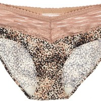Warner's Womens No Pinching No Problem With Lace Hipster