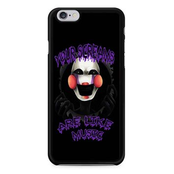 Five Nights At Freddy S The Marionette iPhone 6/6s Case