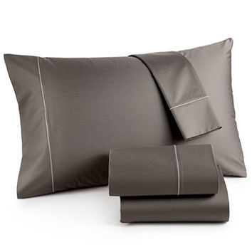 Hotel Collection 525 Thread Count Cotton Pair of King Pillowcases | macys.com