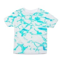 Waters Glimmer Toddler All Over Print Tee