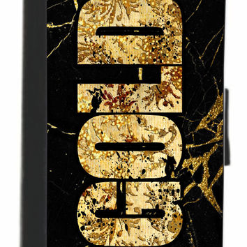GOLD Marble Phone Case / Wallet