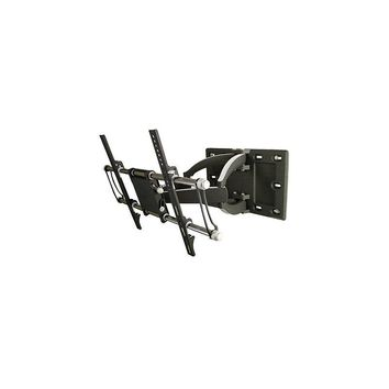 Cotytech Full Motion Dual Articulating Arm/Tilt/Swivel Universal Wall Mount for 42'' - 71'' Plasma/LCD/LED MW-5D1VB