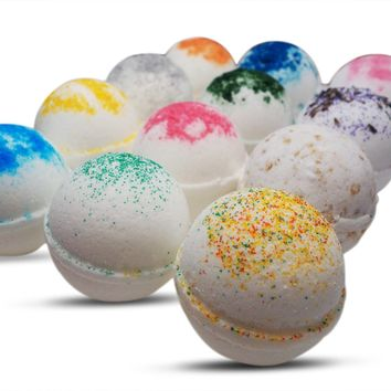 Variety Pack Bath Bomb Gift Set (Pack of 5)