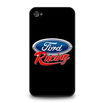 FORD RACING LOGO iPhone 4 / 4S Case