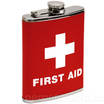 FLASK FIRST AID