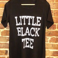 Little Black Tee