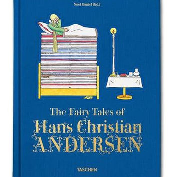 The Fairy Tales of Hans Christian Andersen (Hardback)