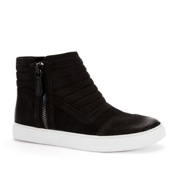 Kane Nubuck High-Top Sneaker