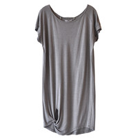 Humanoid Biek Knot Tunic available at les pommettes los angeles