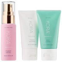 Daily Ritual Kit for Dry Skin - KORA Organics | Sephora