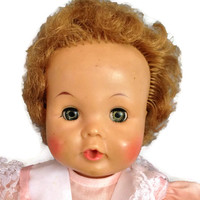 Vintage Ideal Toy Corp, Teary Deary Doll