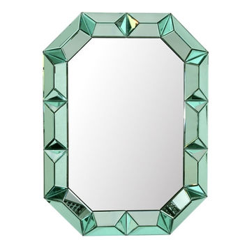 Romano Wall Mirror | Green