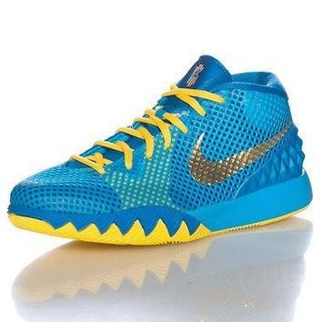 Nike Kyrie 1 GS Kyrie Youth Boys Kids Basketball Shoes 717219-494 for just $99.00