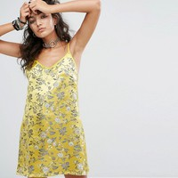 One Above Another Cami Dress In Brocade Co-Ord at asos.com