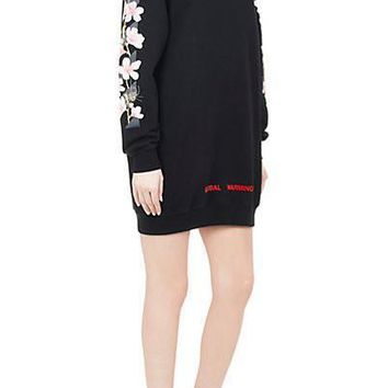 Oversize Sweater Dress by OFF WHITE