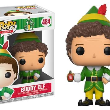 Funko POP! Movies: Elf - Buddy Elf