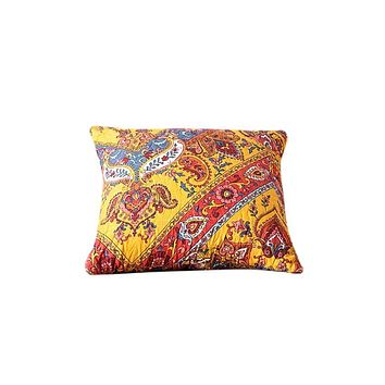 Tache Hanging Gardens Boho Chic Colorful Paisley Chevron Cushion Covers (HS3148Y)