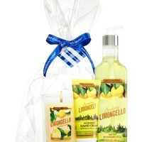 Scents & Suds Gift Kit Sparkling Limoncello