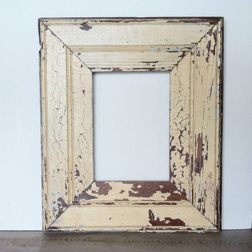 New Orleans Reclaimed Wood Beadboard Frame by RestorationHarbor