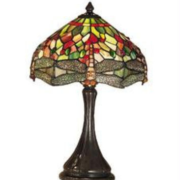 18 Inch H Hanginghead Dragonfly Accent Lamp Table Lamps