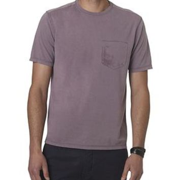 Dockers Wellthread Anchor T-Shirt - Purple,Tan Perfect - Men's