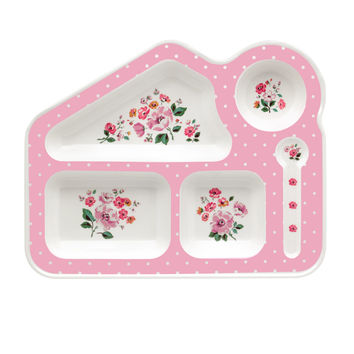 Grove Bunch Melamine Food Tray | Mealtime | CathKidston