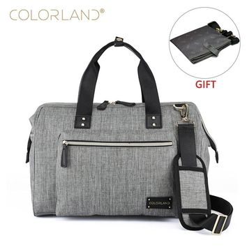 COLORLAND Baby Diaper Bag