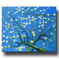 Almond Blossoms Canvas Wall Art