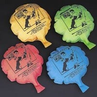RUBBER WHOOPIE CUSHION