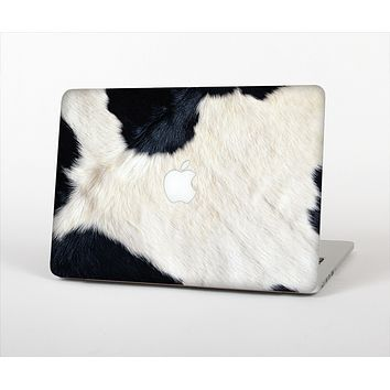 "The Real Cowhide Texture Skin Set for the Apple MacBook Pro 15"" with Retina Display"