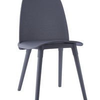Cosmo Grey Chair (Set of 2)