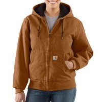 Sandstone Active Jac / Quilted Flannel