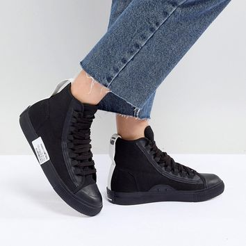 G-Star Classic Scuba High Top at asos.com
