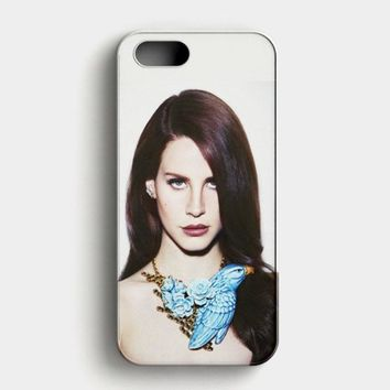 Lana Del Rey Sweet iPhone SE Case
