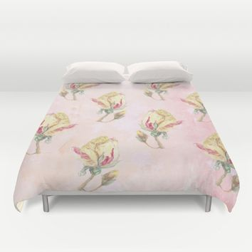 Toward the Light Duvet Cover by Anipani