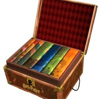 Harry Potter Hardcover Boxed Set, Books 1-7