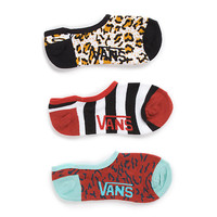 Animal Canoodle Socks 3 Pack | Shop Womens Socks at Vans