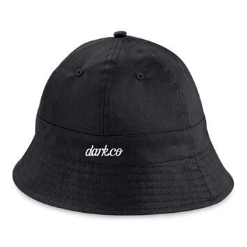 Dark.Co Safari Bucket - Black