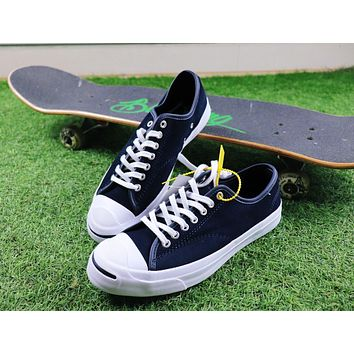 4063db81d279 Sale Polar Skate Co. x CONVERSE Jack Purcell Pro XO Dark Blue Su