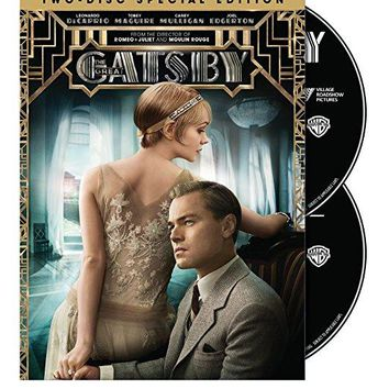 Leonardo DiCaprio & Tobey Maguire & Baz Luhrmann-The Great Gatsby
