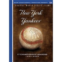 MLB Vintage World Series Films - New York Yankees: 17 Championship Seasons 1943-2000 (2000)