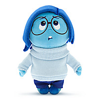 Sadness Plush - Inside Out - Small - 11''