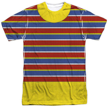 Sesame Street Ernie Costume Sublimation Tee Shirt