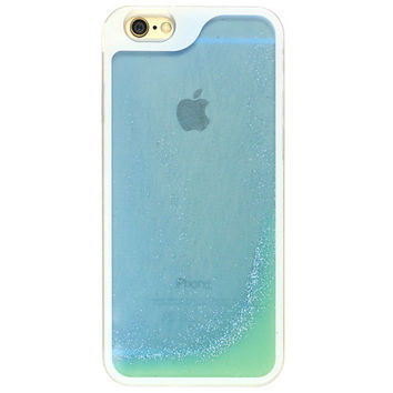 GLOW IN THE DARK GLITTER CASE