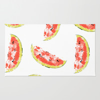 Watermelon Rug by Rui Faria
