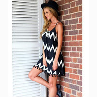 New Fashion Summer Sexy Women Dress Casual Dress for Party and Date = 4457967556