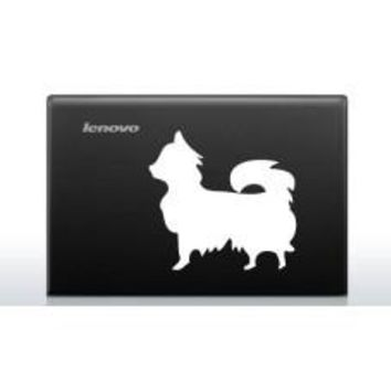 So cute dog Automobile Car Window Decal Tablet PC Sticker Automobile Window Wall Laptop Notebook Etc. Any Smooth Surface