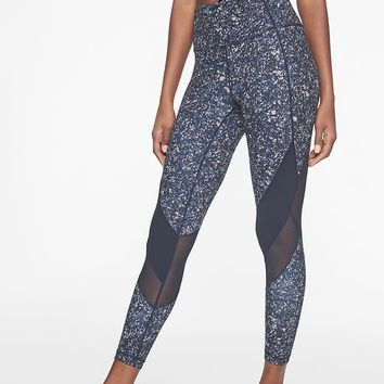 Sandstone Salutation 7/8 Tight | Athleta